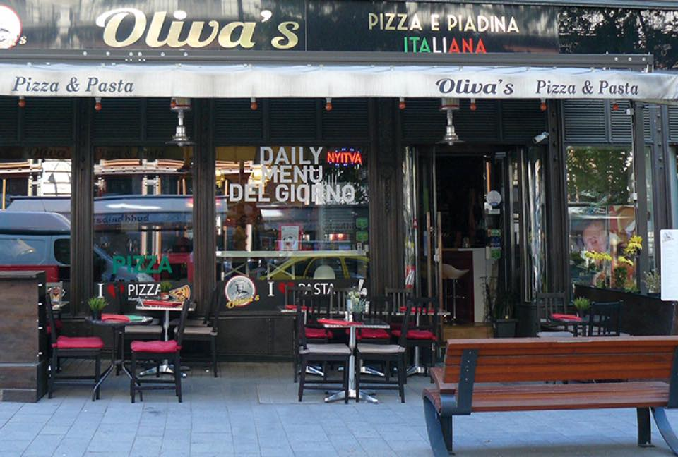 Oliva's - genuine italian food