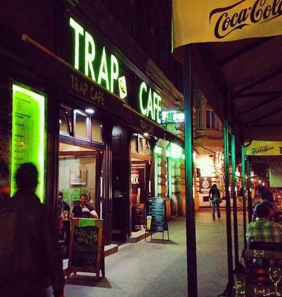 TRAP Cafe